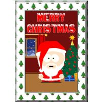 Father Christmas Card Kit