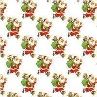 Santa Claus Craft Paper