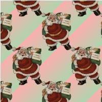 Free Sant Claus Design