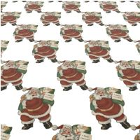 Father Christmas Craft Paper