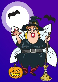 Halloween Downloads Witch