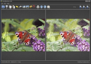 Fotosketcher Photo Effects