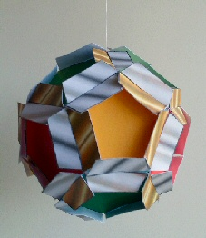 Christmas Bauble Project