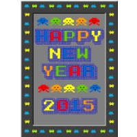 Free New Year Card Kits