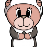 Female Pilgrim Bear