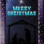 Nativity Card Kit to download.