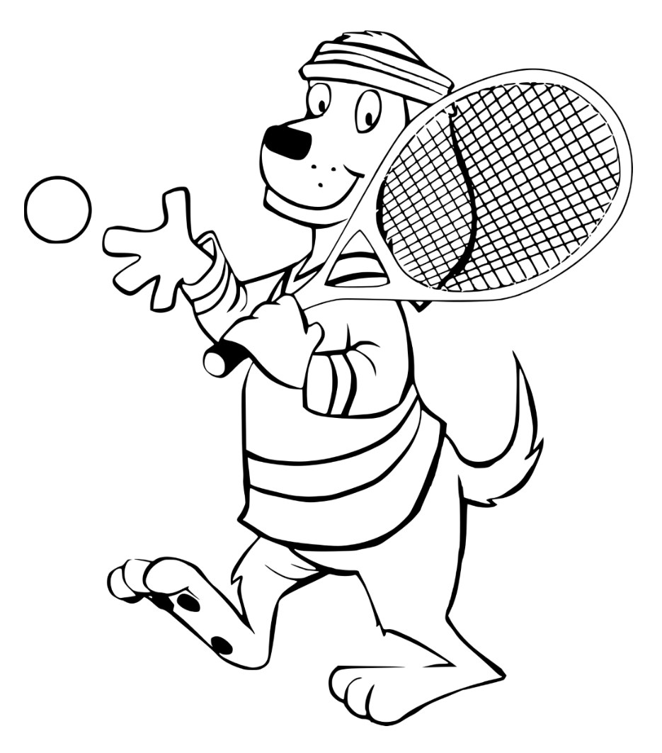 Tennis craft papers free craft downloads free tennis digi stamp to download jeuxipadfo Choice Image