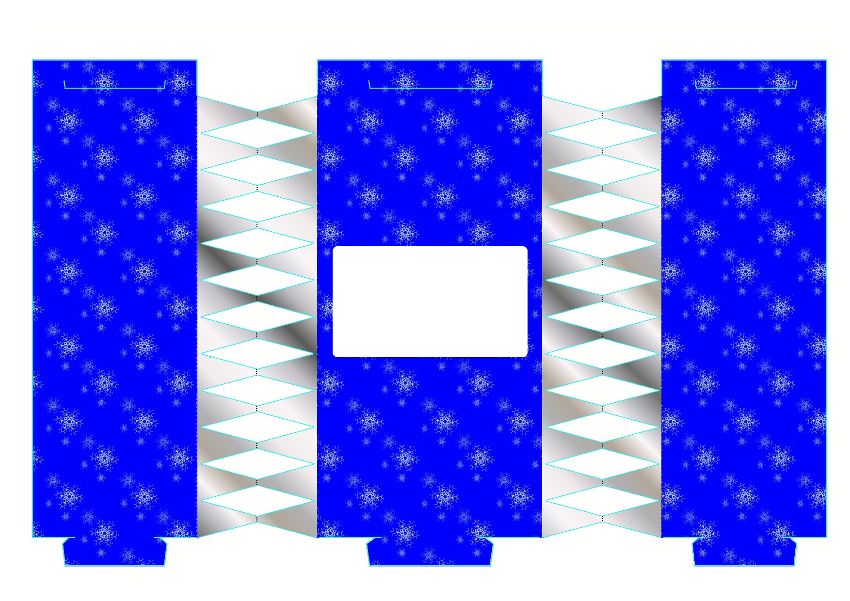 Free christmas cracker templates free craft downloads christmas cracker template to download and print solutioingenieria Image collections