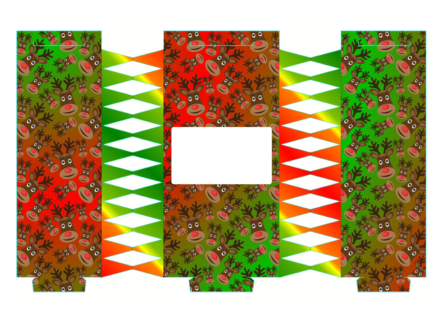 Christmas Cracker Template.Downloadable Christmas Cracker Templates Free Craft Downloads