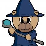 Wizard Corss Stitch Cahrt.
