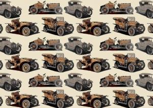 Vintage Motorcar Craft Papers.