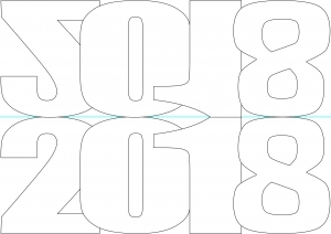 Free New Year Card Templates.