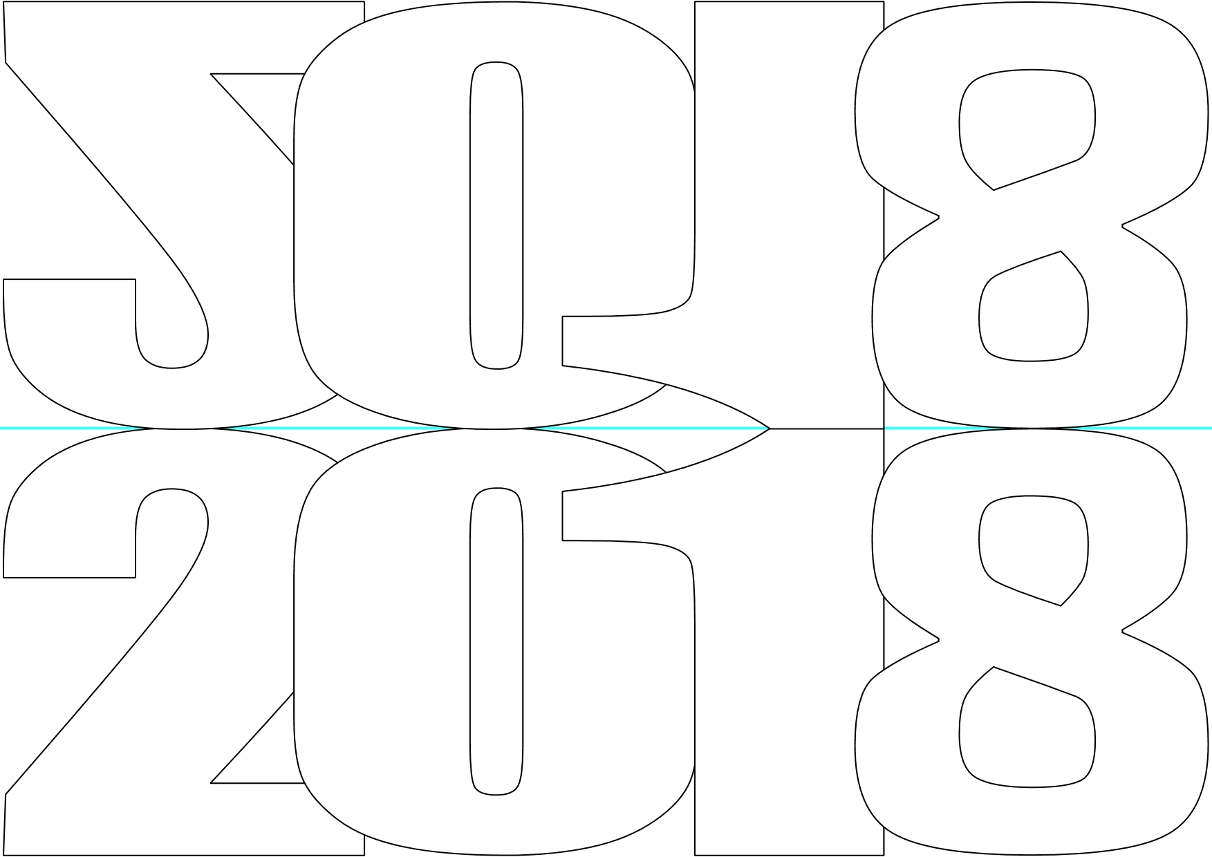 Free New Year Card Templates. - Free Craft Downloads