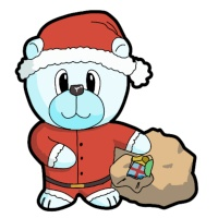 Father Christmas Bear