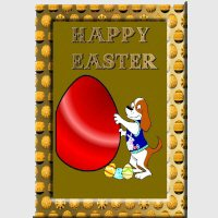 Free Easter Card Kits