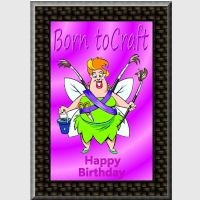 Free Birthday Card Kits for a crafter