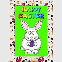 Free Easter Card to download
