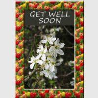 Get Well Soon Card Kit