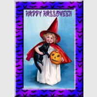 Free Card Kit for Halloween