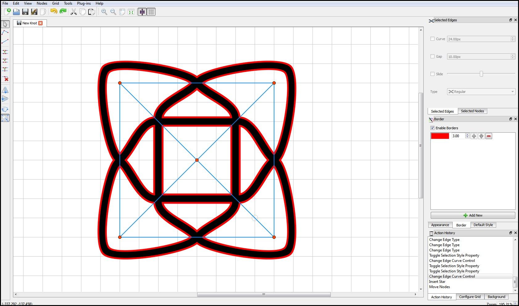 Celtic Knot Designer