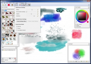 My Paint Software for Artists