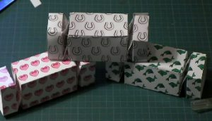 Gift Favour Box.