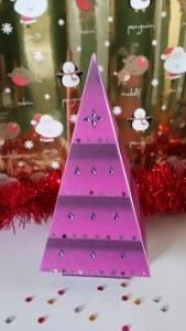 Christmas Papercraft Projects.