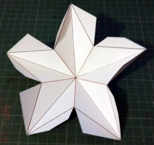 Christmas Star Project.