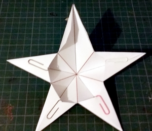 Free Christmas Star Project.