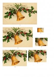 Christmas Decoupage New 2.