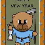 New Year Card Kits.