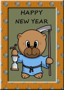 New Year Card Kits.