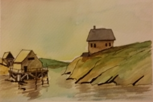 Pen and Wash 2