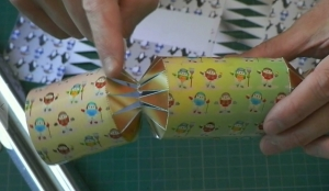 Christmas Cracker Project Instructions