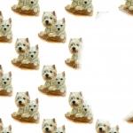 West Highland Terrier Insert Sheet.