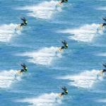 Kitesurfing Backing Paper.
