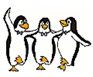 Dancing Penguins.