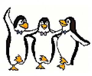 Dancing Penguins.