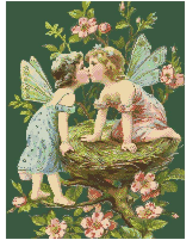 Fairies Traditional.