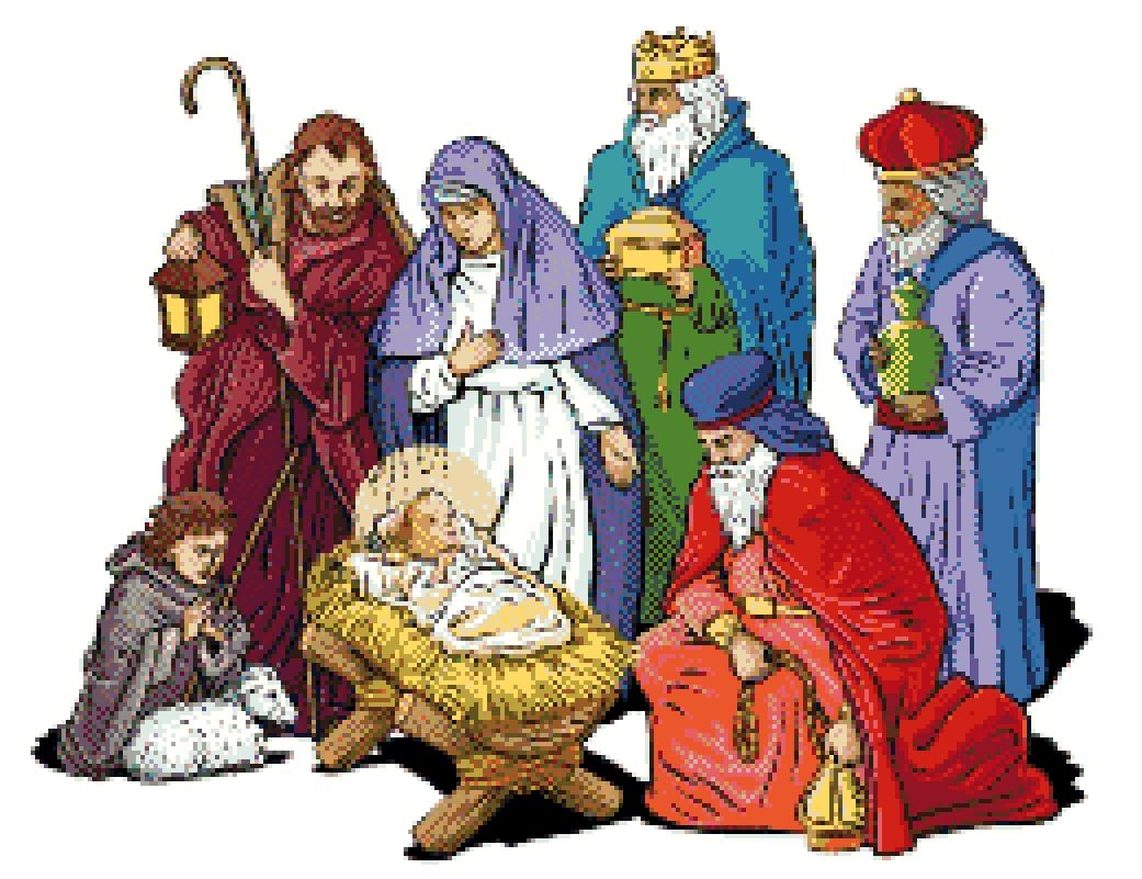 Nativity Christmas (New Version).