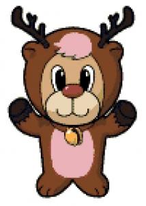 Rudolf Bear Chart.