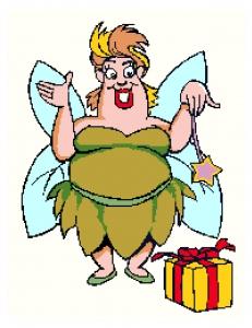 Bea Fairy Present.