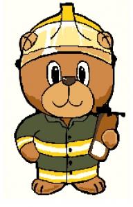 Fireman Bear.