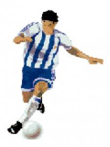 Footballer.