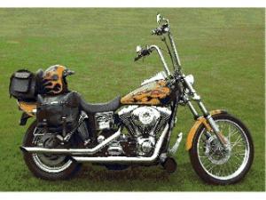 Motorbike.