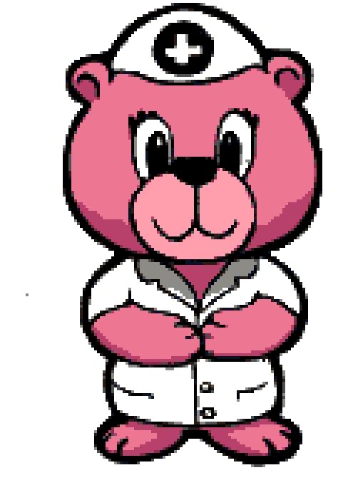 Nurse Bear.