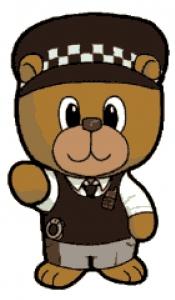 Policeman Bear.