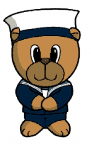 Sailor Bear.
