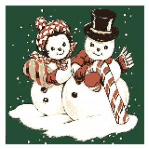 Snowmen.
