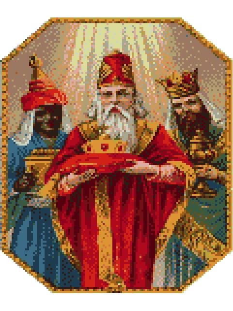 Wise men (3 Kings).